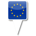 128x128px size png icon of European sUnion