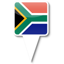 128x128px size png icon of South Africa