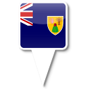 128x128px size png icon of Turks and Caicos