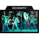 128x128px size png icon of Biography