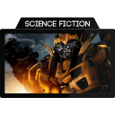 128x128px size png icon of Science Fiction