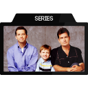 128x128px size png icon of Series