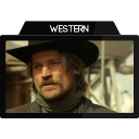 128x128px size png icon of Western