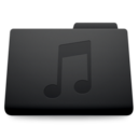 128x128px size png icon of Music
