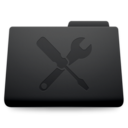 128x128px size png icon of Utilities