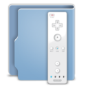 128x128px size png icon of Aquave Wii Folder