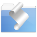 Adobe Extension Manager Aqua Icon