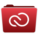128x128px size png icon of CC Folder