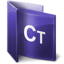 128x128px size png icon of Contribute
