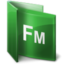 128x128px size png icon of FrameMaker