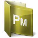128x128px size png icon of Page Maker
