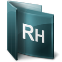 128x128px size png icon of Robo Help