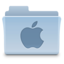 128x128px size png icon of Apple Folder