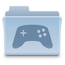 128x128px size png icon of Games Folder