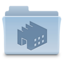 128x128px size png icon of Iconfactory Folder