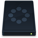128x128px size png icon of Onyx Media Drive