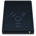 128x128px size png icon of Onyx Firewire Drive