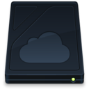 128x128px size png icon of Onyx iDisk Drive