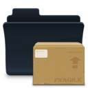 Packages Folder Badged Icon