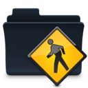 Public Folder Badged Icon