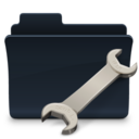 Utilities Folder Badged Icon