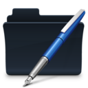 Vectors Folder Badged Icon