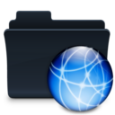 128x128px size png icon of iDisk Folder