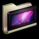 128x128px size png icon of Desktop Folder
