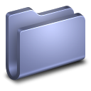 128x128px size png icon of Generic Blue Folder