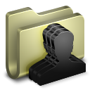128x128px size png icon of Group Folder