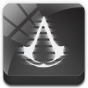 128x128px size png icon of assassins creed II revelations