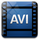 128x128px size png icon of avi