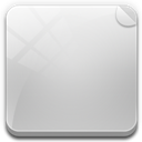 128x128px size png icon of empty