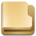 128x128px size png icon of folder 2