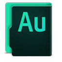 128x128px size png icon of Adobe Audition CC