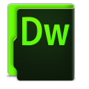 Adobe Dreamweaver CC Icon