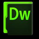 128x128px size png icon of Adobe Dreamweaver CC
