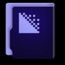 128x128px size png icon of Adobe Media Encoder CC