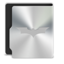 128x128px size png icon of DarkKnight