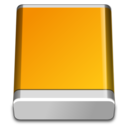 128x128px size png icon of HD External