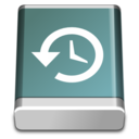 HD Time Machine Icon