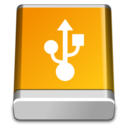HD USB Icon