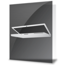 128x128px size png icon of iFolder MBP
