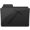 128x128px size png icon of DeveloperFolderIcon