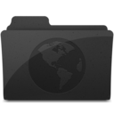 128x128px size png icon of SitesFolderIcon