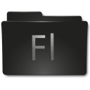 128x128px size png icon of Folders Adobe FL