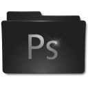 128x128px size png icon of Folders Adobe PS