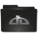 128x128px size png icon of Folders Deviant