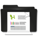 128x128px size png icon of Folders Documentos Excel