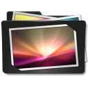 128x128px size png icon of Folders Imagenes II